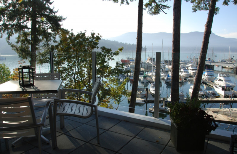 Marina View at Brentwood Bay Lodge