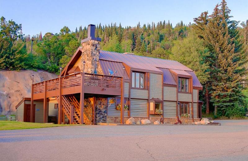 Cottage at Bella Vista Estate.