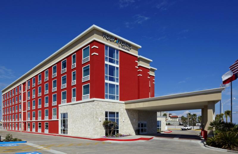 Welcome to Four Points by Sheraton Galveston