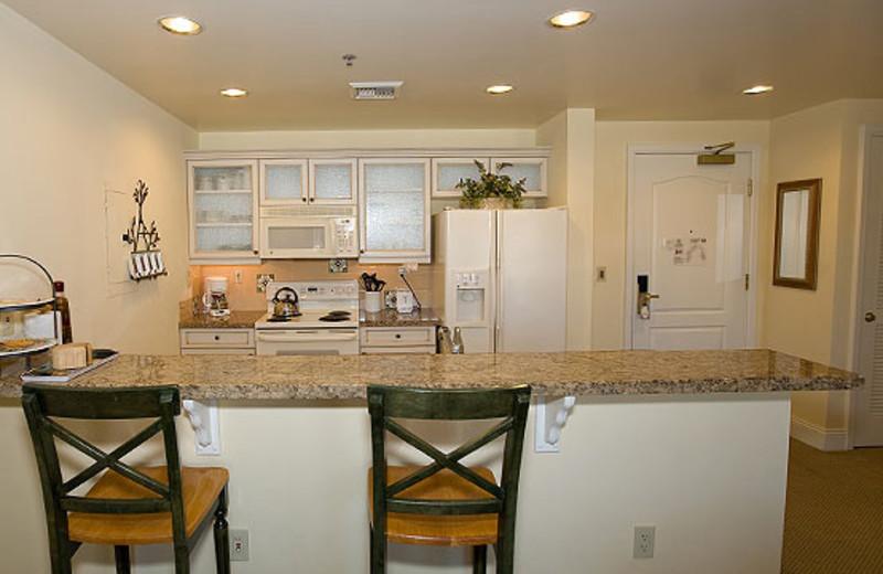 Suite Kitchen at MonteLago Village Resort