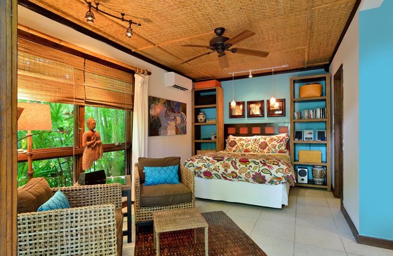 Rental bedroom at Rent Key West Vacations.