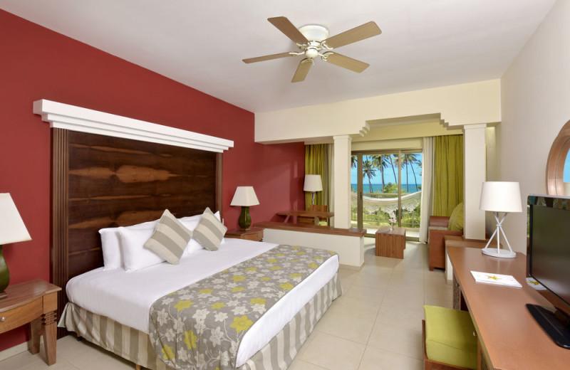 Guest room at Iberostar Praia do Forte.