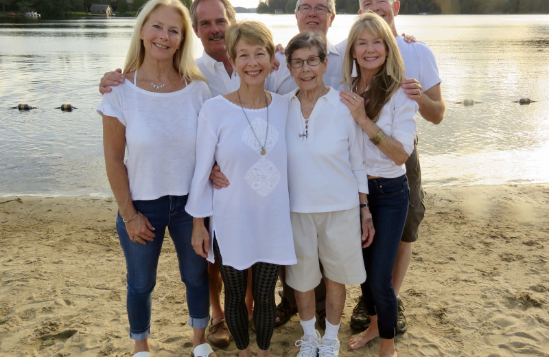 Family Reunions at Ampersand Bay Resort
