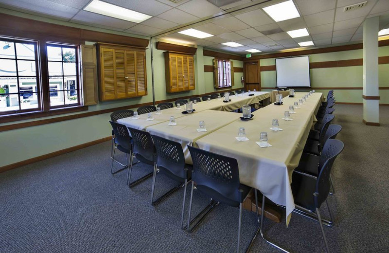 Meeting room at La Conner Country Inn.
