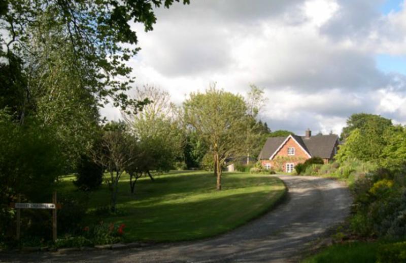 Exterior view of Kilcoleman Fishery.