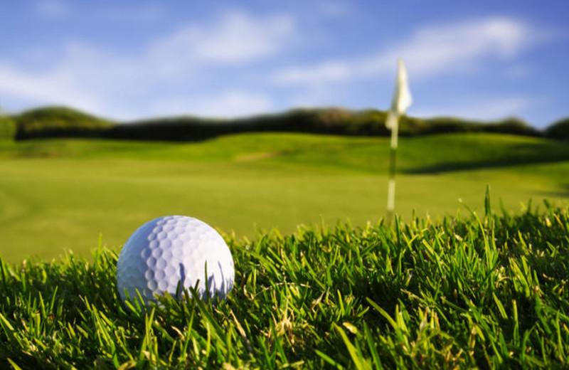 Golfing near Avila Lighthouse Suites