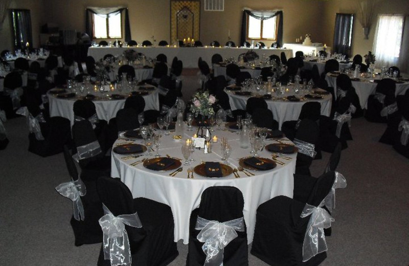 Wedding Reception at Thunderbird Lodge