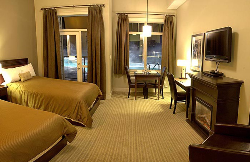 Guest Room at Old House Village Hotel and Spa