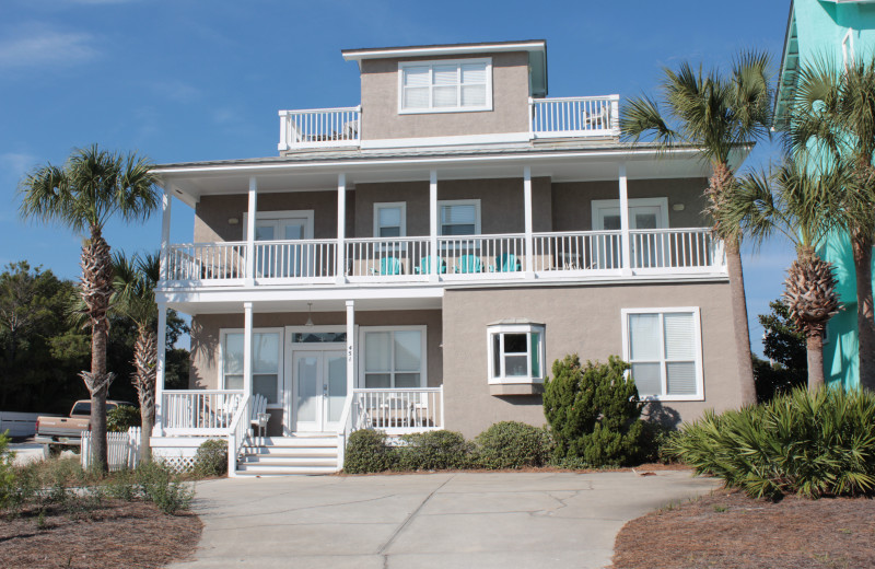 Rental exterior at Seagrove On The Beach Property Rentals.