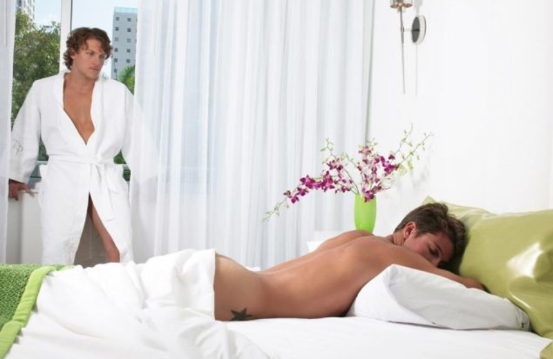 The spa at Royal Palms Resort.