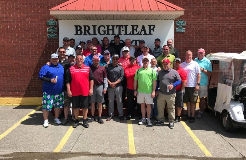 Groups at Bright Leaf Golf Resort.