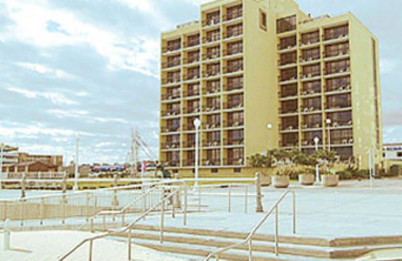 Hotel View at The Breakers Resort Inn