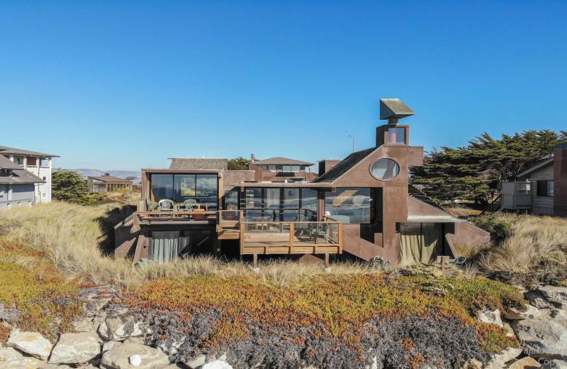 Rental exterior at Pajaro Dunes Resort.