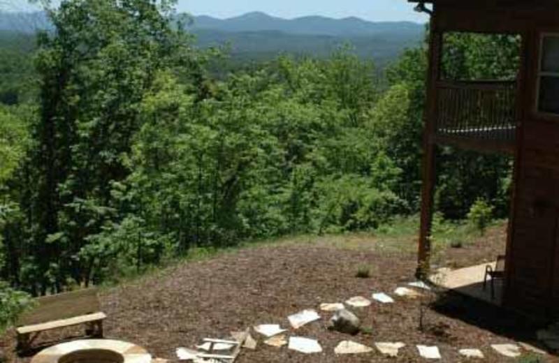 Exterior View at JP Ridgeland Cabin Rentals