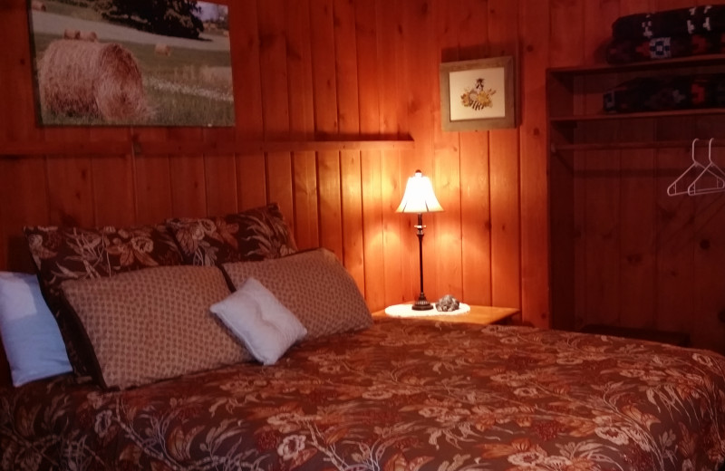 Guest Room at Elvyn Lea Lodge