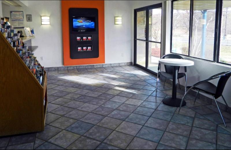 Lobby at Motel 6 - Benton Harbor