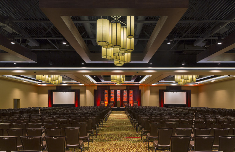 Conference room at Hyatt Regency Hill Country Resort and Spa.