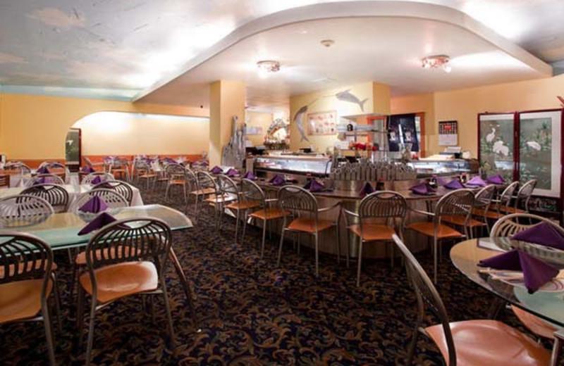 Restaurant at Holiday Inn Apex Vail