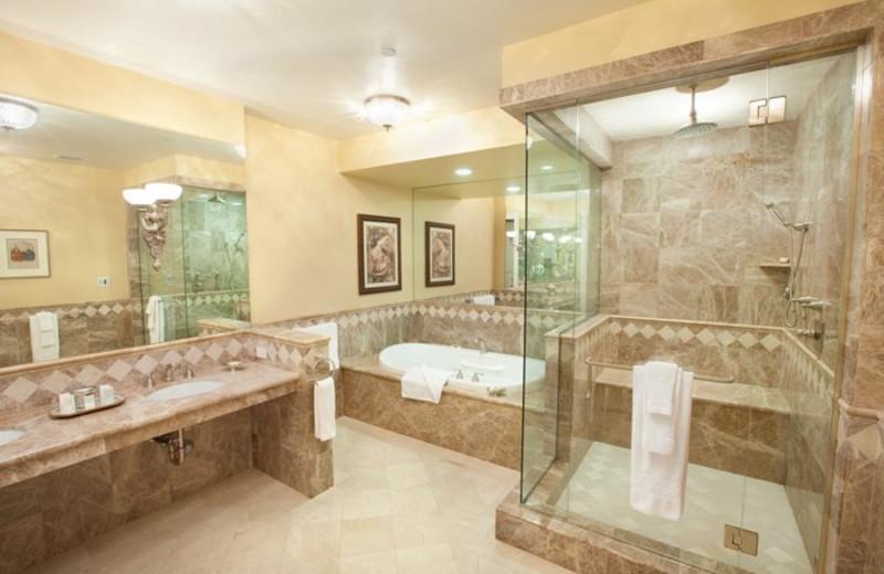 Luxury Bathrooms at Santa Ynez Inn