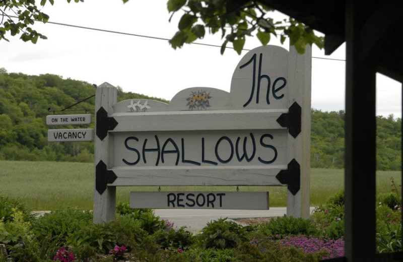 Welcome to The Shallows Resort.