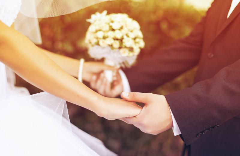 Weddings at GrandStay Perham.