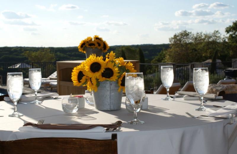Fine Dining at Stablewood Springs Resort