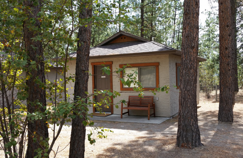 Cabins at Powers Creek Retreat