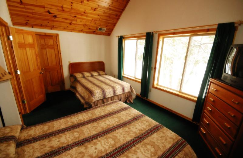 Chalet Interior at Thunder Bay Resort
