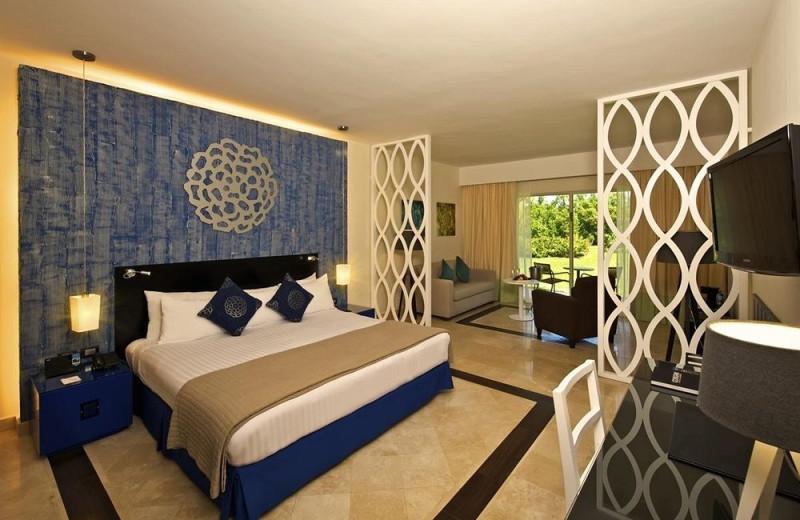 Guest room at Grand Ocean Maya.