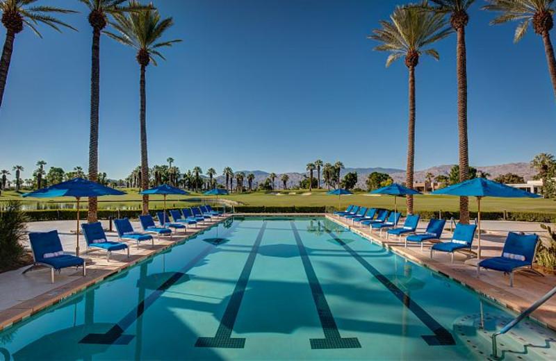 Outdoor Pool at Marriott Desert Springs Resort