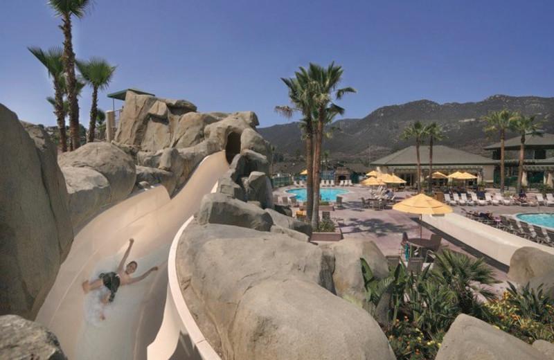 Waterpark at Lawrence Welk Resort Villas.