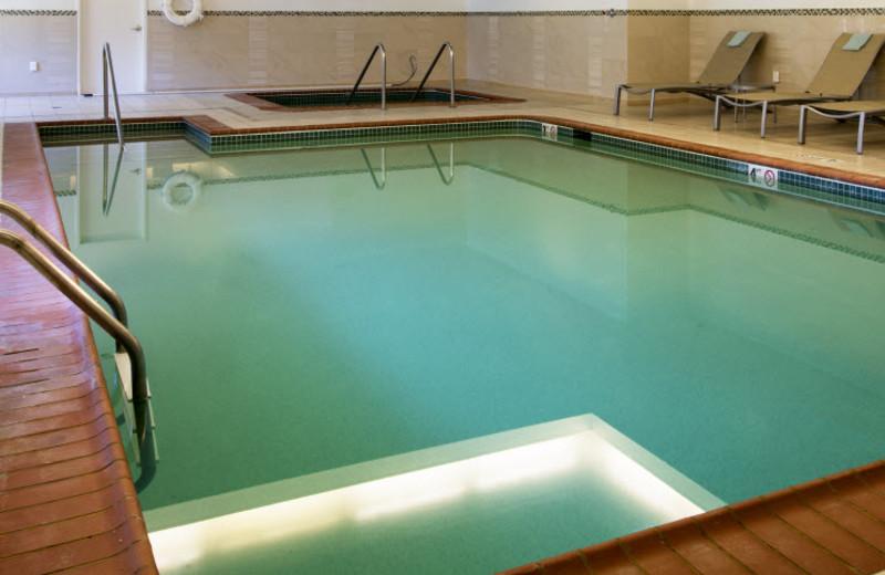 Indoor Swimming Pool at SpringHill Suites Williamsburg