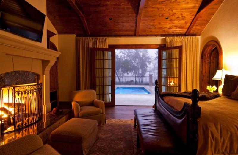 Guest Room at Inn at Dos Brisas