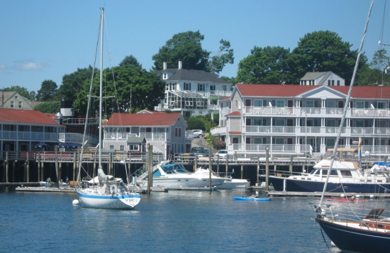 Inn View at Fisherman's Wharf Inn