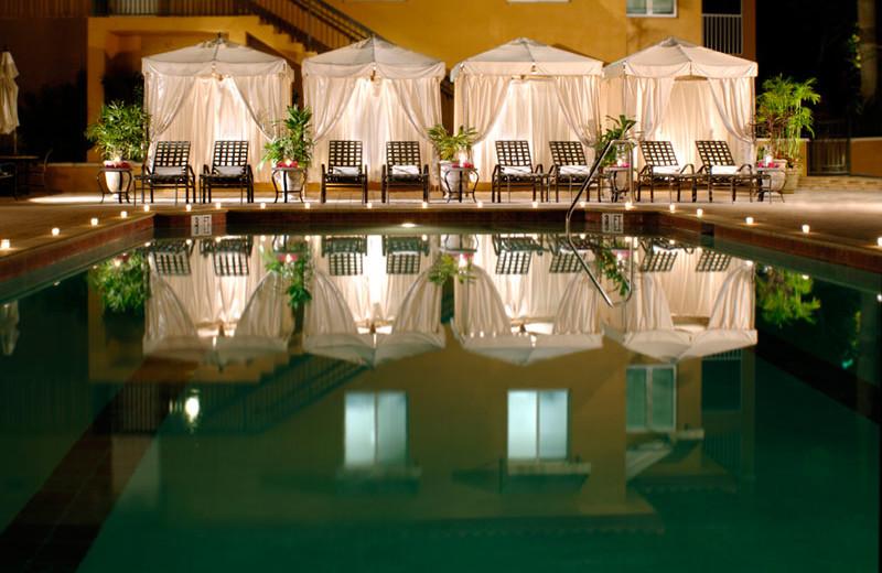 Outdoor Pool at Bellasera Hotel