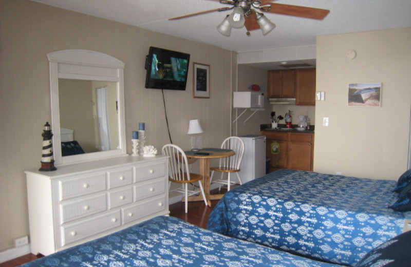 Accommodation at The Crossings
