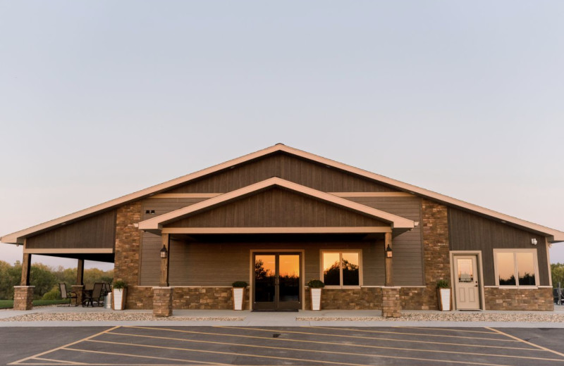 Meeting center at Granite Springs Lodge.