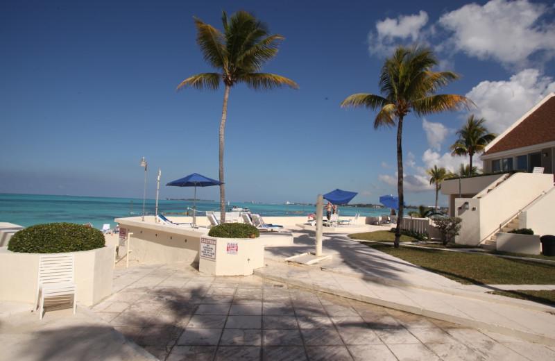 Beach at Westwind II Club.