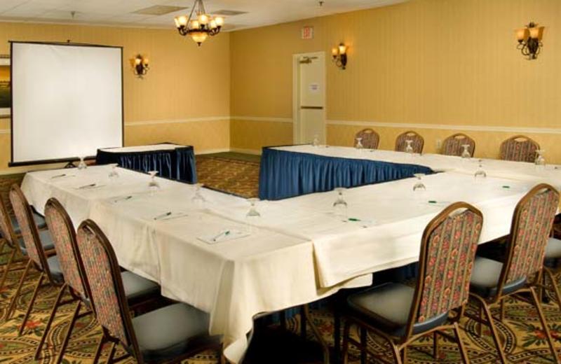 Meeting Room at Holiday Inn Leesburg