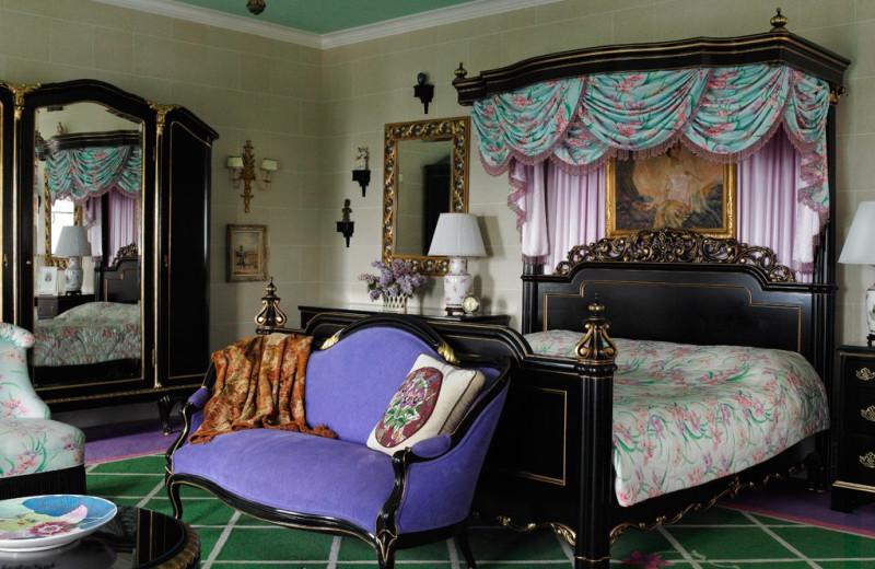 Vanderbilt suite at Grand Hotel.