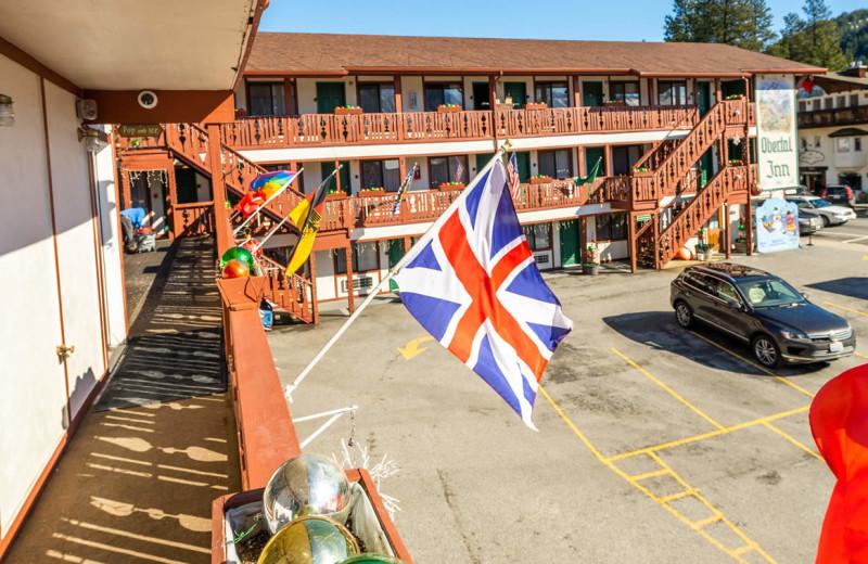 Exterior view of Obertal Inn & Vacation Rentals.