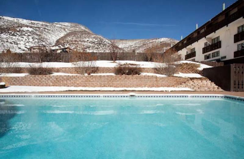 Outdoor Pool at Holiday Inn Apex Vail
