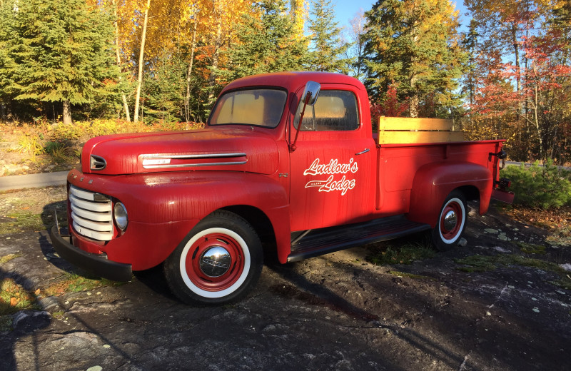 Ludlow's Classic Truck