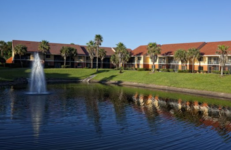 Exterior view of Westgate Town Center.
