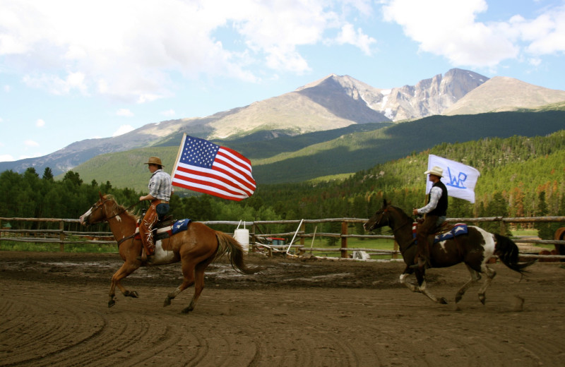 Wind River Ranch has one of the best horseback riding programs in the nation