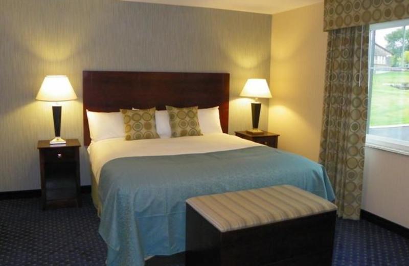 Atlantic view guest room at Atlantic Oceanside Hotel.