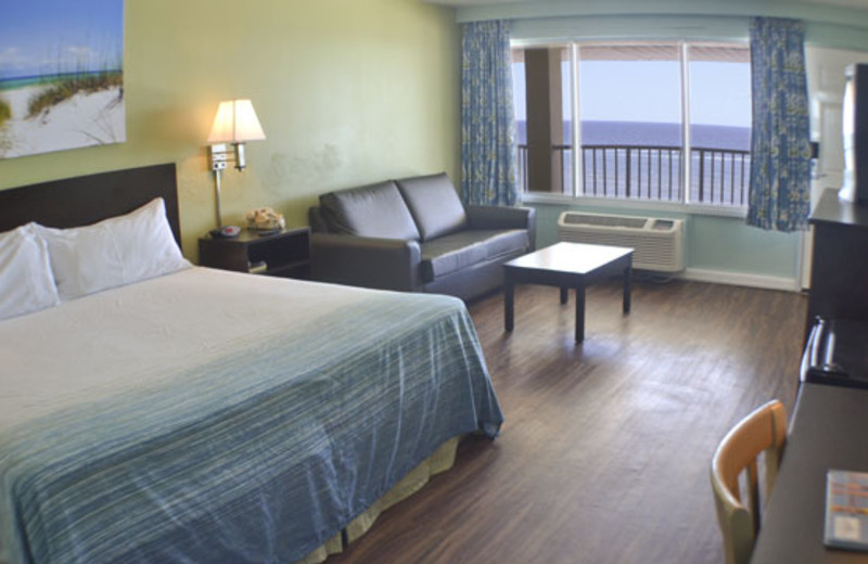 Guest Room at Boardwalk Beach Resort Hotel & Convention Center