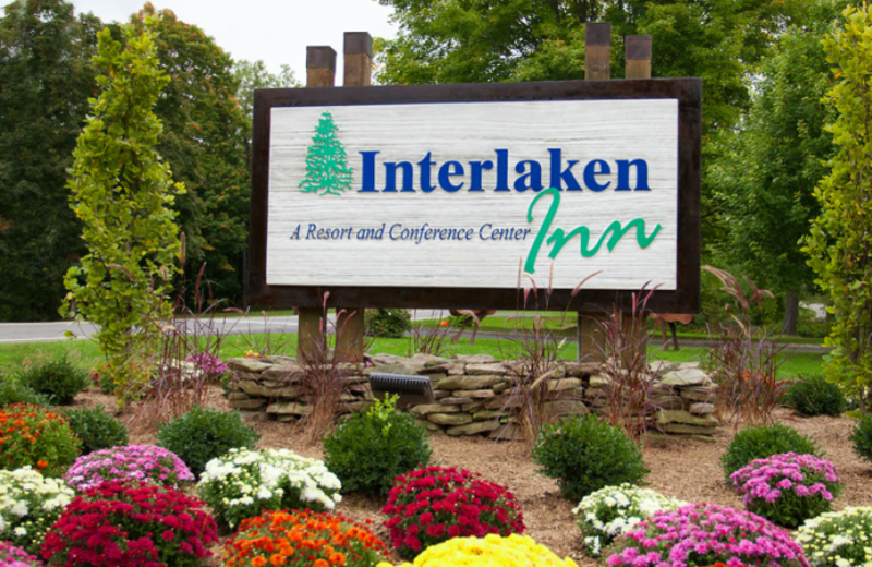 Welcome to Interlaken Resort & Conference Center.