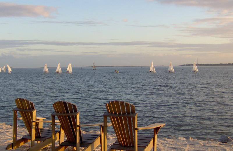 Enjoy the View at  Charleston Harbor Resort