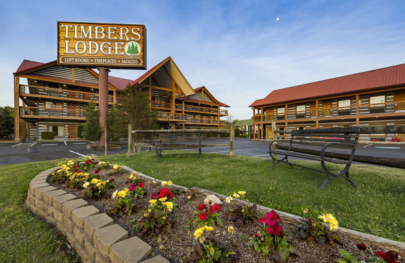 Timbers lodge pigeon forge tn resort reviews